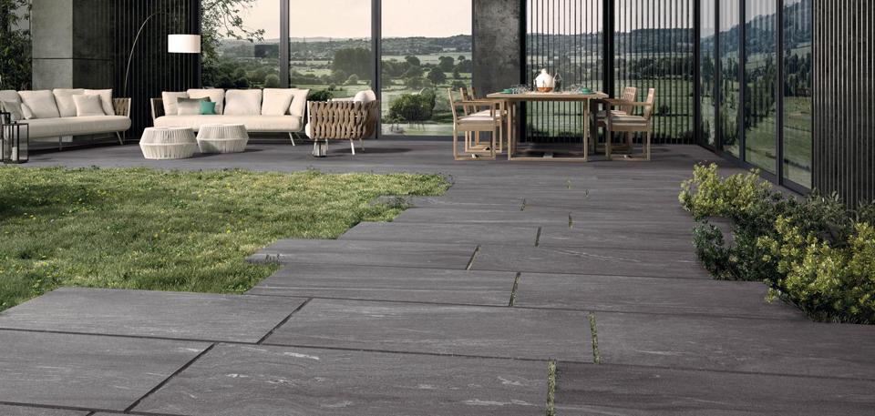 Esclusivo Pavimentazioni Per Giardini Foto Di Giardino Idea